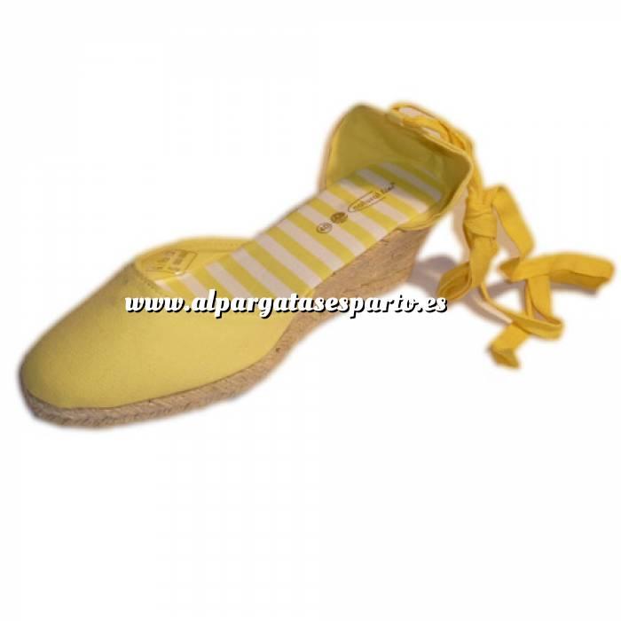 Imagen Amarillo Y104607-S Alp.Val. Mujer Cerrada Amarillo Talla 39