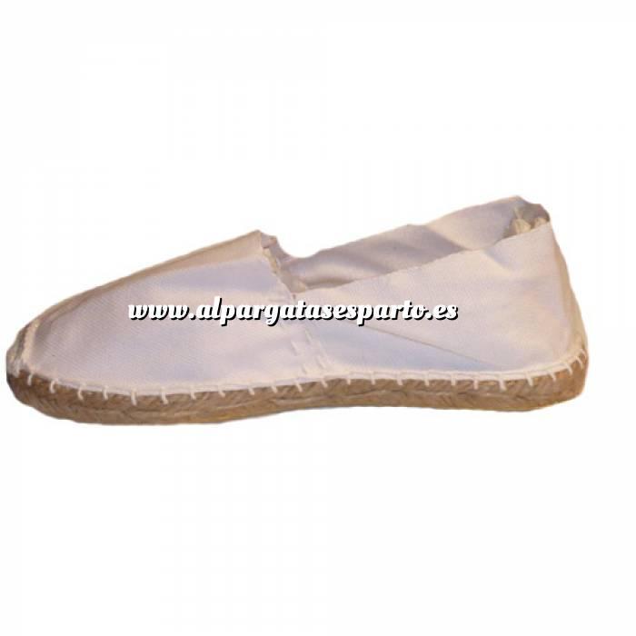 Imagen Blanco Alpargata Española Mujer Blanco Talla 41