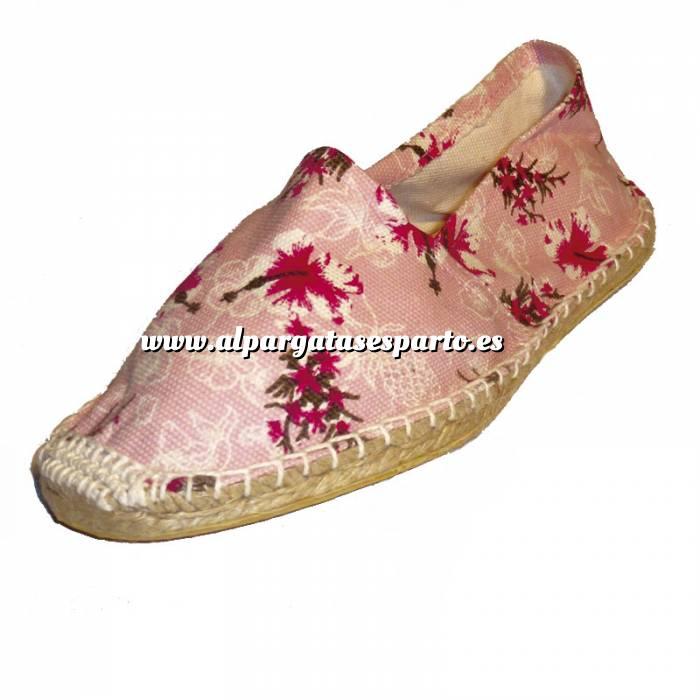 Imagen Flores Rosas ESTM - Estampada Mujer Flores Rosas Talla 40
