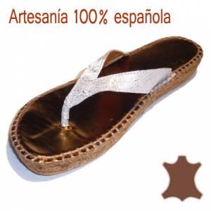 Lussuria - 396 Sandalia Piel. Lussuria Talla 36