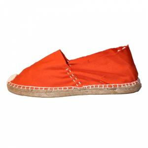 Naranja - CLASH Alpargata Clásica cerrada HOMBRE color NARANJA Talla 41